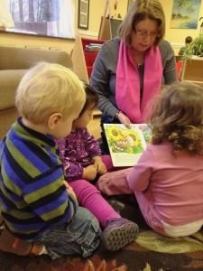 Montessori and Me Parent-Child classes this Spring at Renaissance Montessori