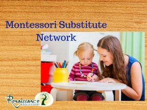 Montessori Substitute Network