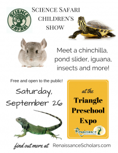 Children's Exotic Animal Show