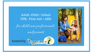 Adult, Child + InfantCPR + First Aid (1)