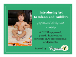 Introducing Artto Infants and Toddlers