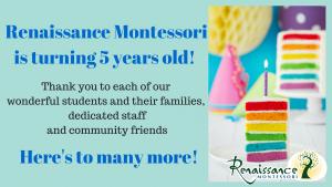 Happy Birthday, Renaissance!